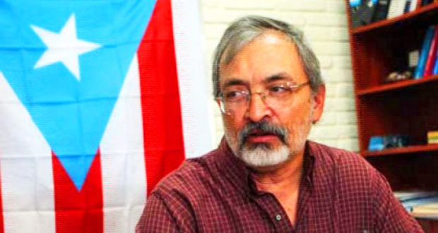 Julio Muriente de Puerto Rico: «Corrupción 'moral' del Gobernador despertó rebelión del pueblo boricua»