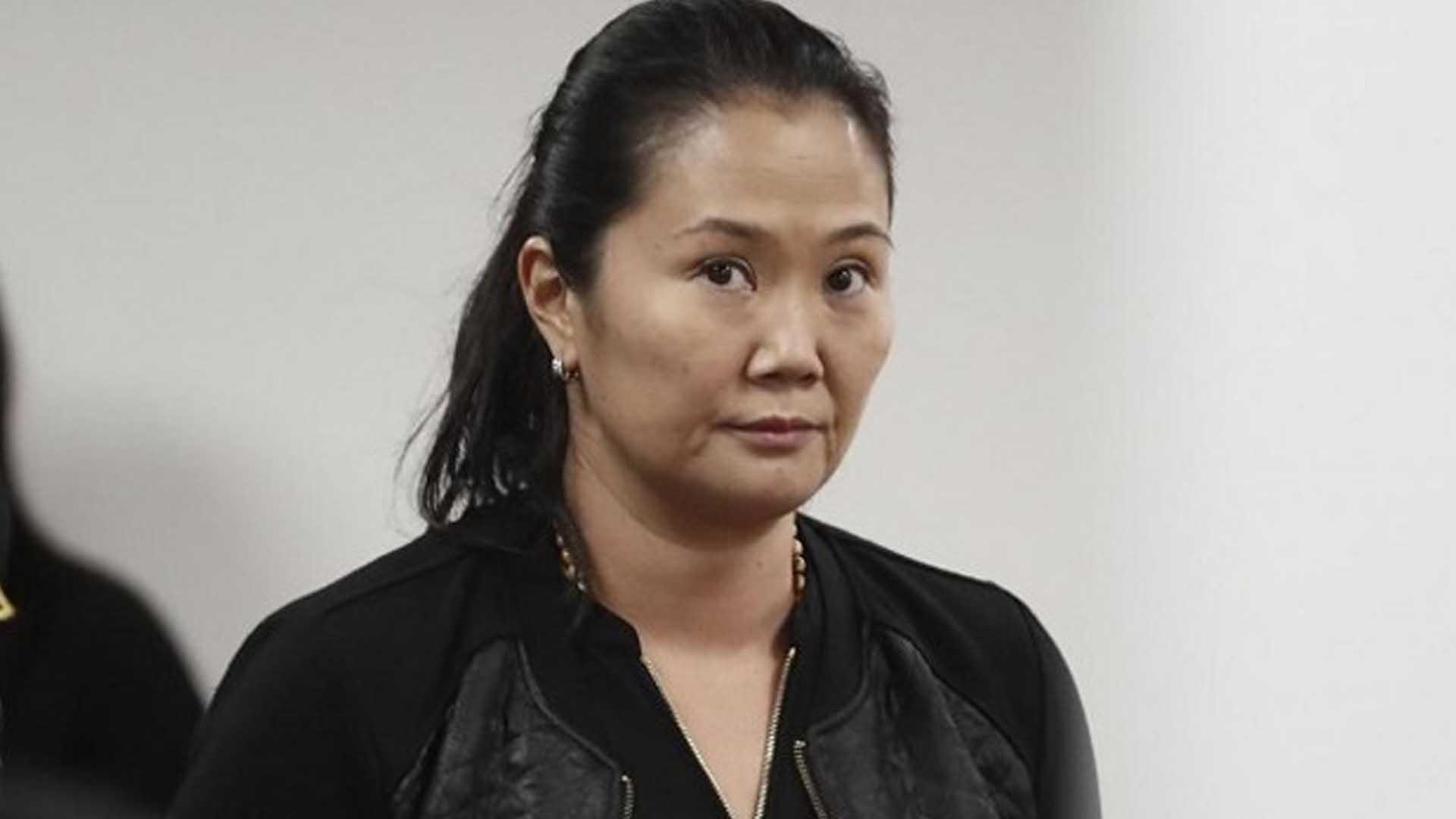 «Justicia» de Perú ordenó liberar a Keiko Fujimori, investigada por presunta corrupción