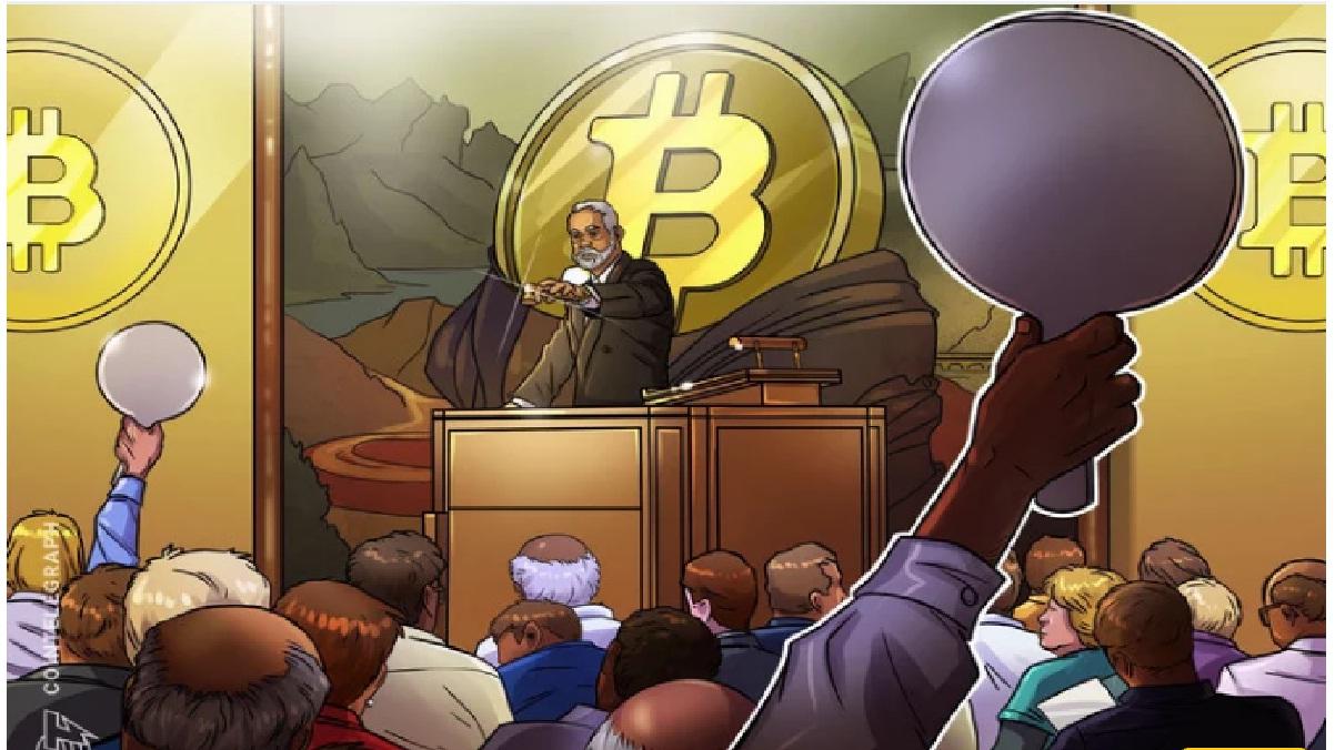EE.UU. subastará 37 millones de dólares en Bitcoin confiscados