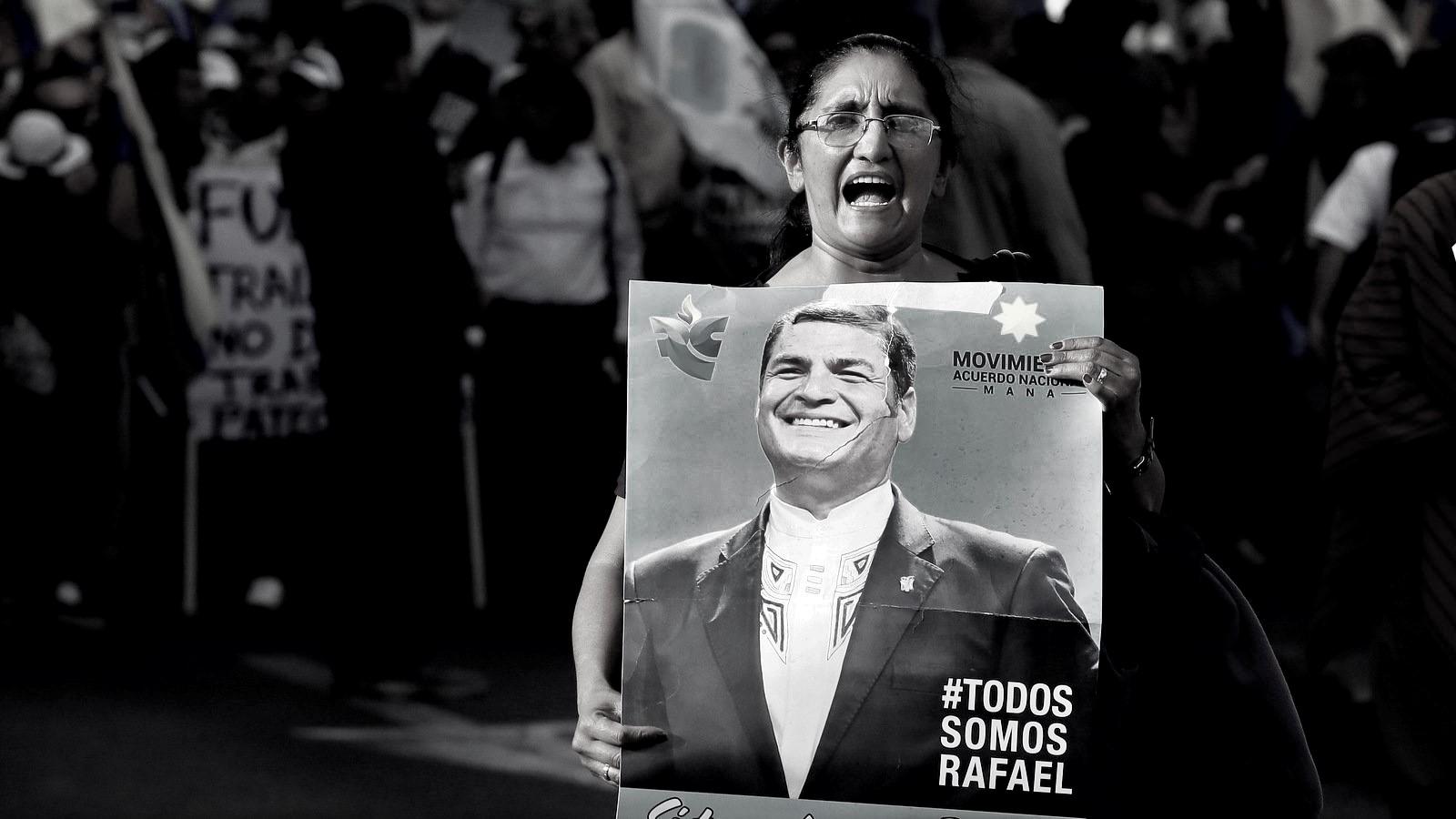 Vídeos reveladores comprovam a inocência de Rafael Correa e a fraude processual contra ele