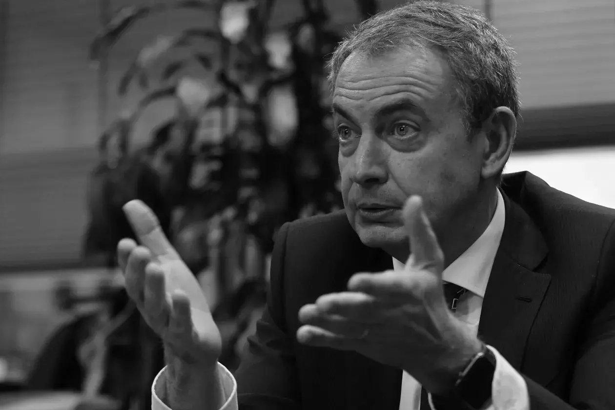 Zapatero à l'Union Européenne: 'Que ce soit une leçon' l'échec de reconnaître Guaidó