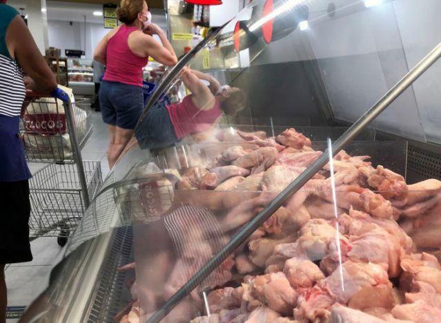 Suben los alimentos en Brasil: la inflación mensual es la más alta desde septiembre de 2012