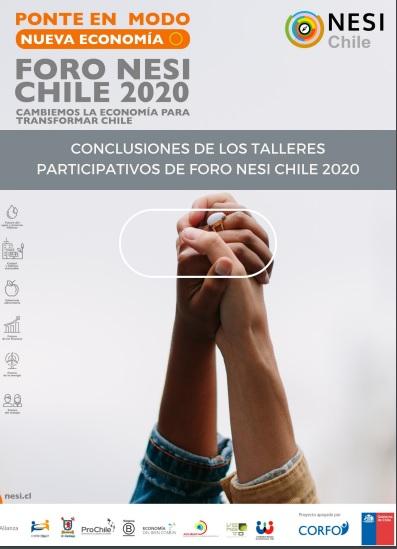 Conclusiones Talleres Participativos Foro Nesi Chile 2020