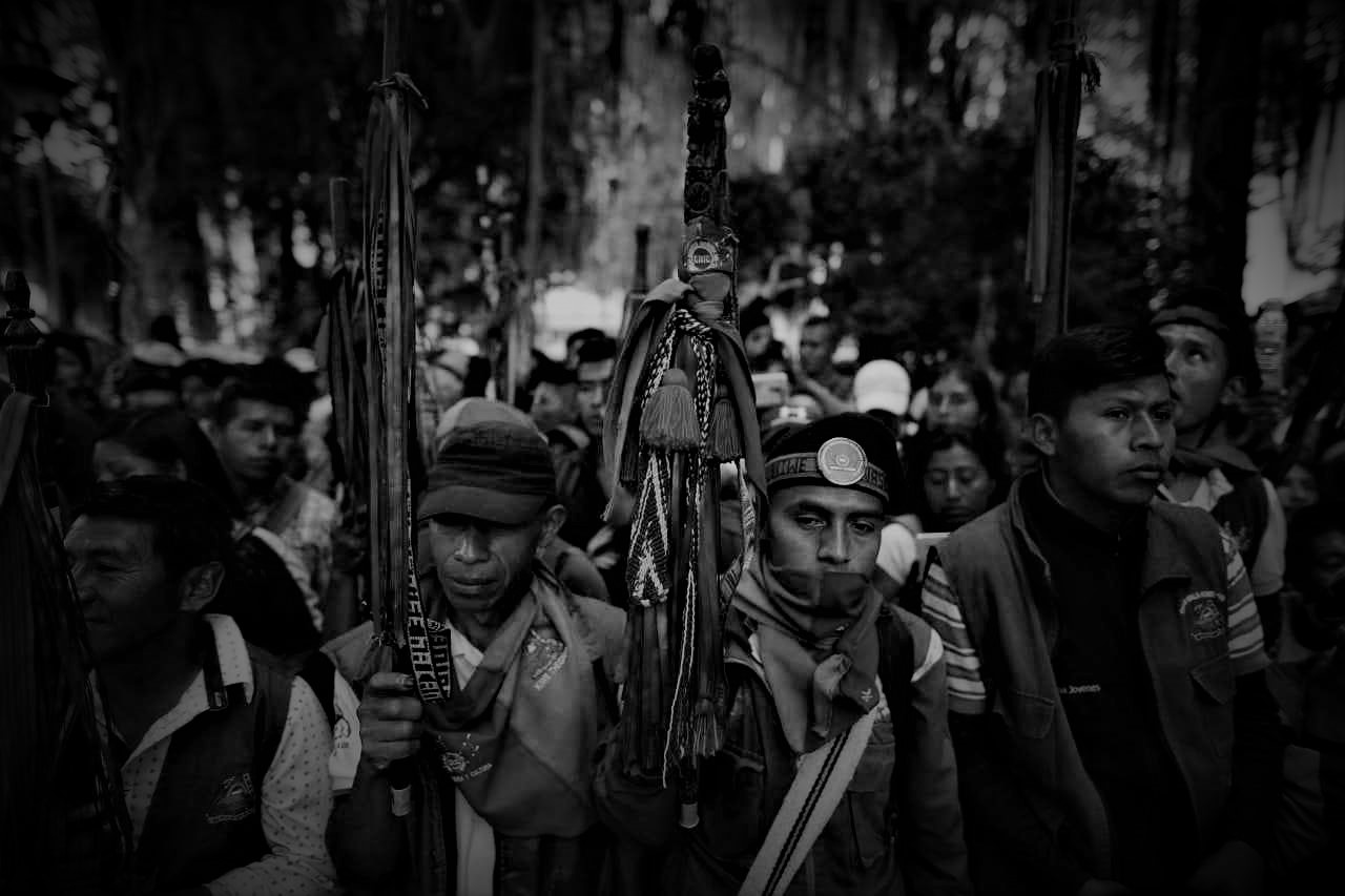 Les peuples indigènes en Colombie (I) : entre massacres, déplacements et trafic de drogue