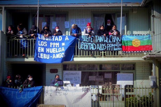 Apoyo mapuche