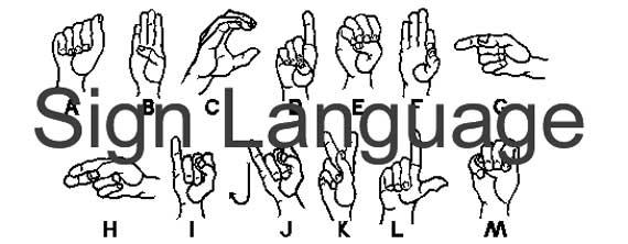 Deaf YouVideo: Deaf 'Signers' Quick to Interpret Body Language