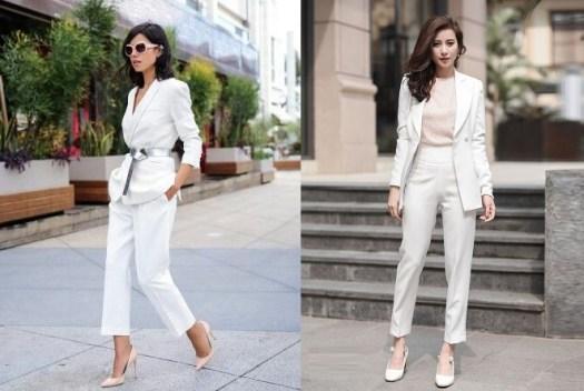 74633aea07 Blanco y negro. Una de mis combinaciones favoritas y una de las más  seguras. Ideal para ir a la oficina donde puedes llevar un pantalón recto o  palazzo y ...