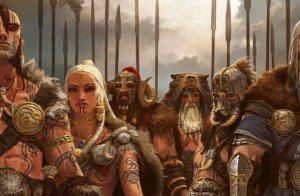 Blood Rage, Reseña by David