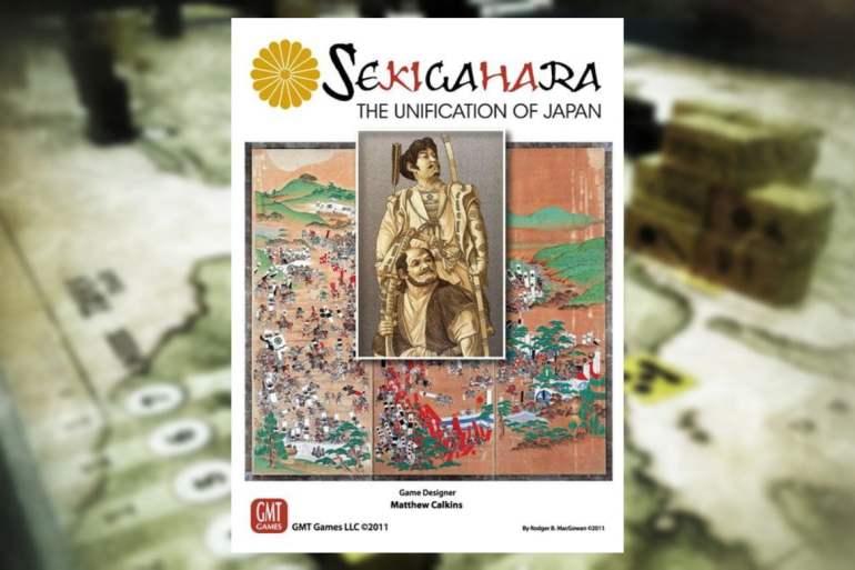 Sekigahara juego de mesa