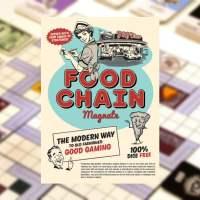 Food Chain Magnate, Primeras Impresiones by Calvo
