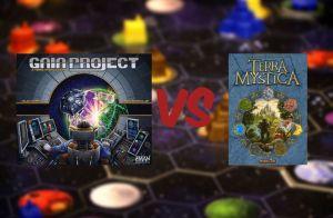 Gaia Project vs Terra Mystica