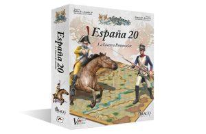 España 20: La Guerra Peninsular, Reseña by Álvaro Deniz «LordSpain»
