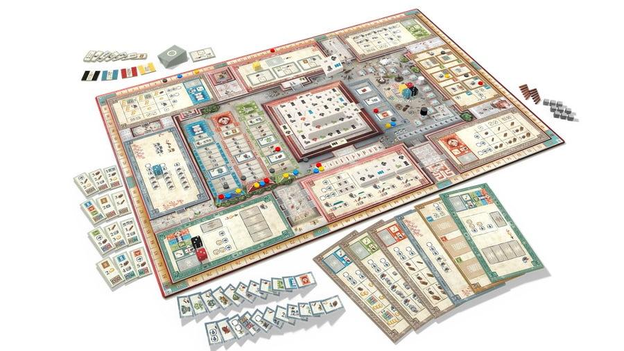 Teotihuacan City of Gods juego de mesa
