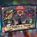 Hero Realms La Perdición de Thandar, reseña by David