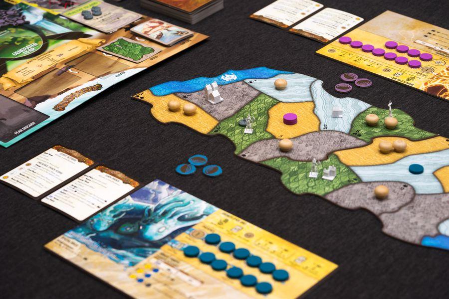 spirit island juego de mesa