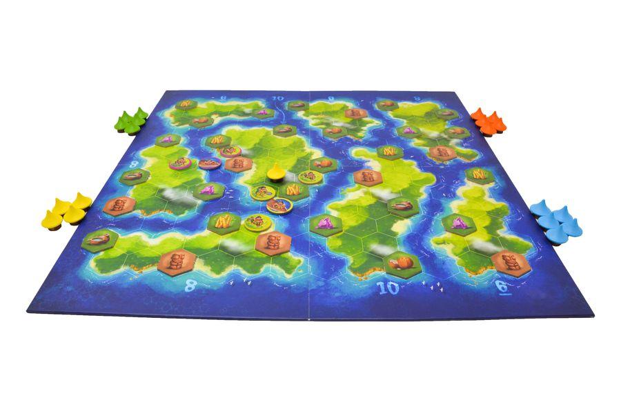 blue lagoon juego de mesa