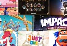 los mejores juegos de mesa de 2018: partys