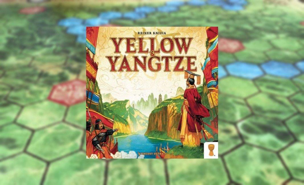 yellow & yangtze juego de mesa