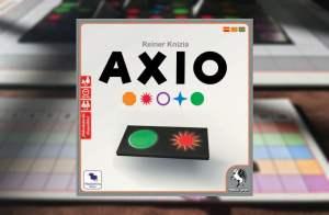 Axio, reseña by David