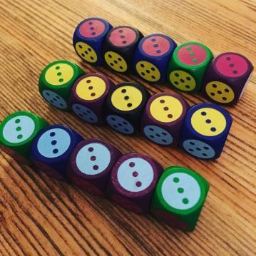 Fuji juego de mesa