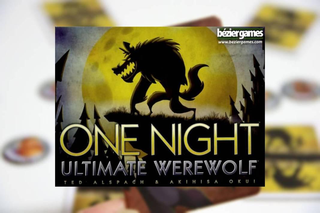One Night Ultimate Werewolf juego de mesa