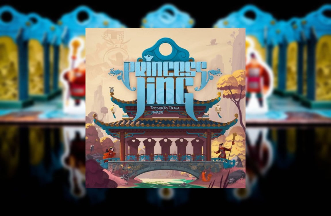 Princess Jing juego de mesa