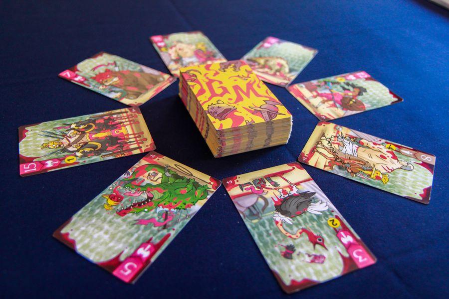 Gorus Máximus juego de mesa