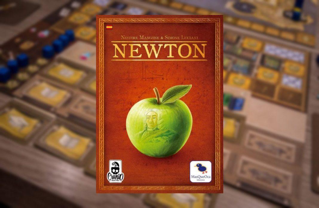Newton juego de mesa