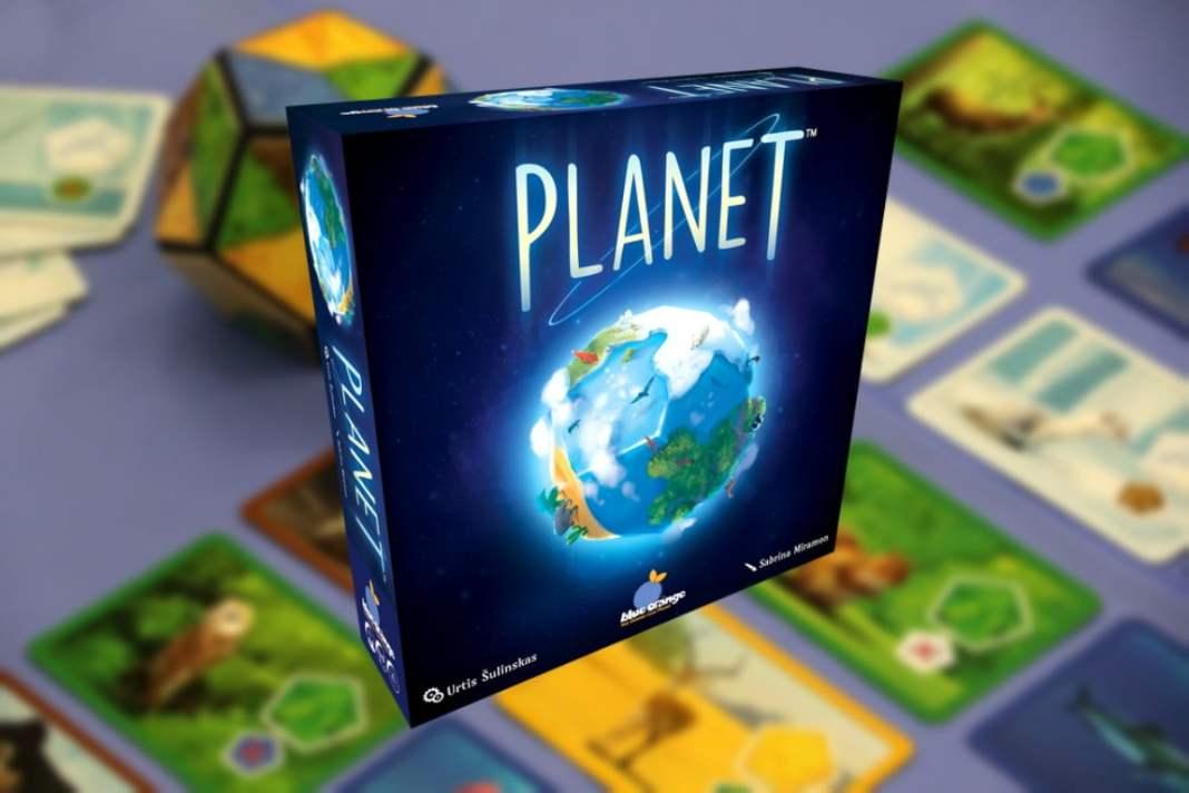 planet juego de mesa