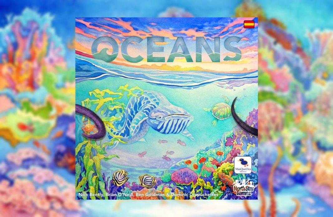 Oceans juego de mesa