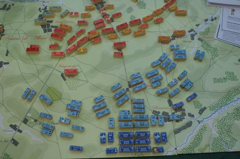 Austerlitz 1805 juego de mesa
