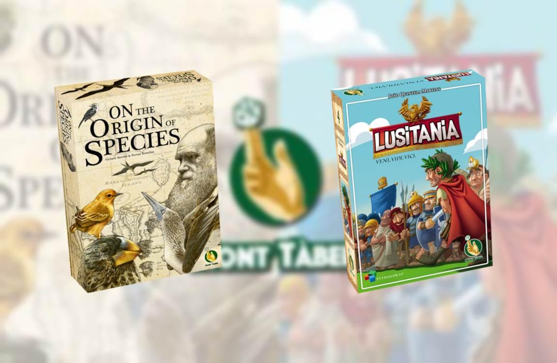On the Origin of Species y Lusitania