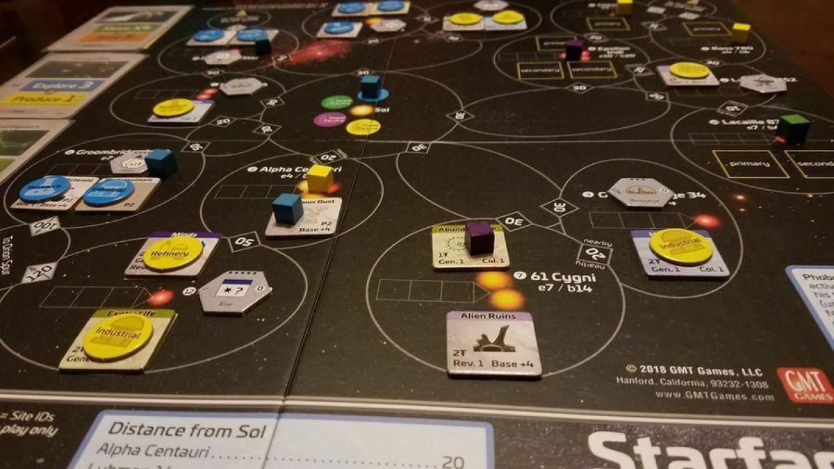 spacecorp juego de mesa