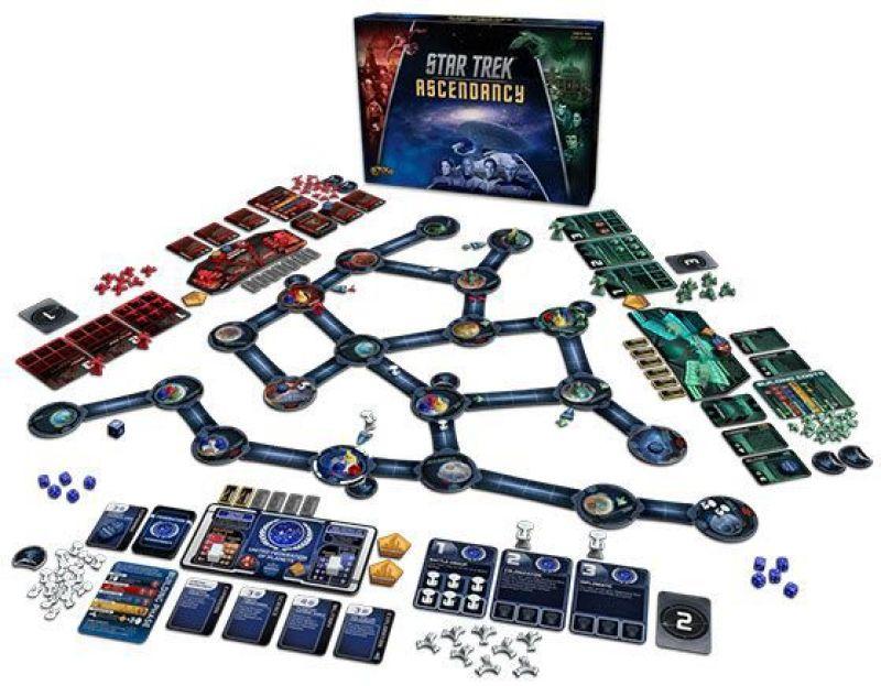 star trek ascendancy juego de mesa