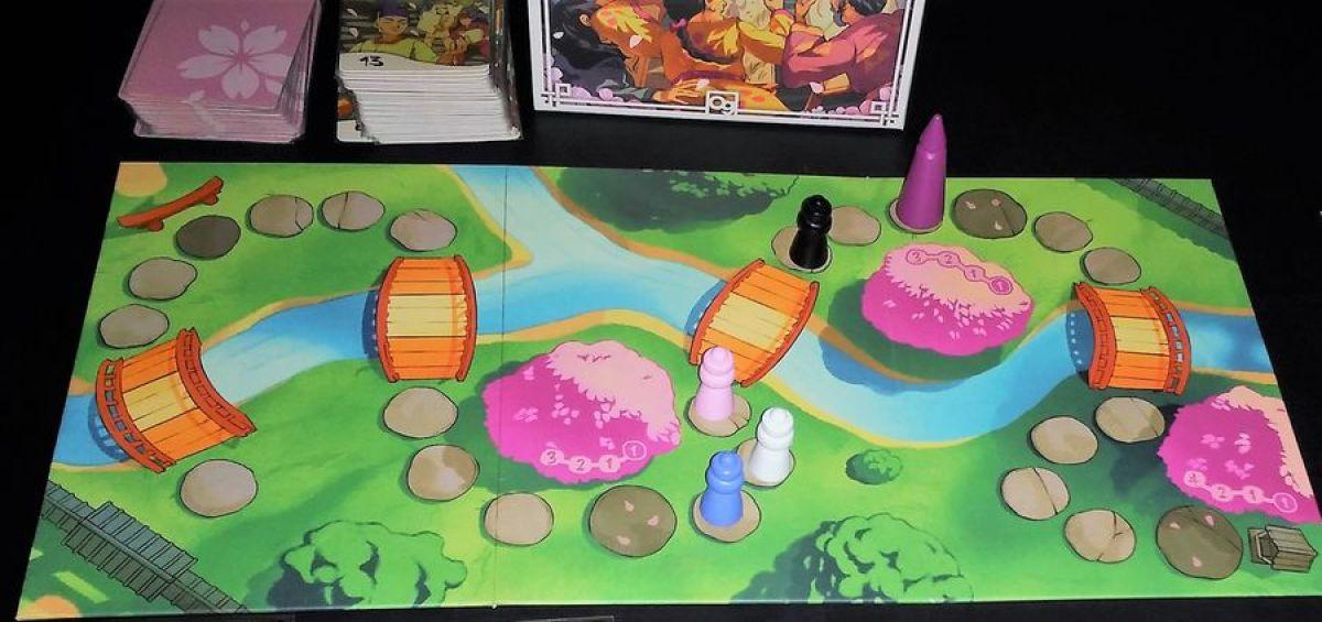 sakura juego de mesa