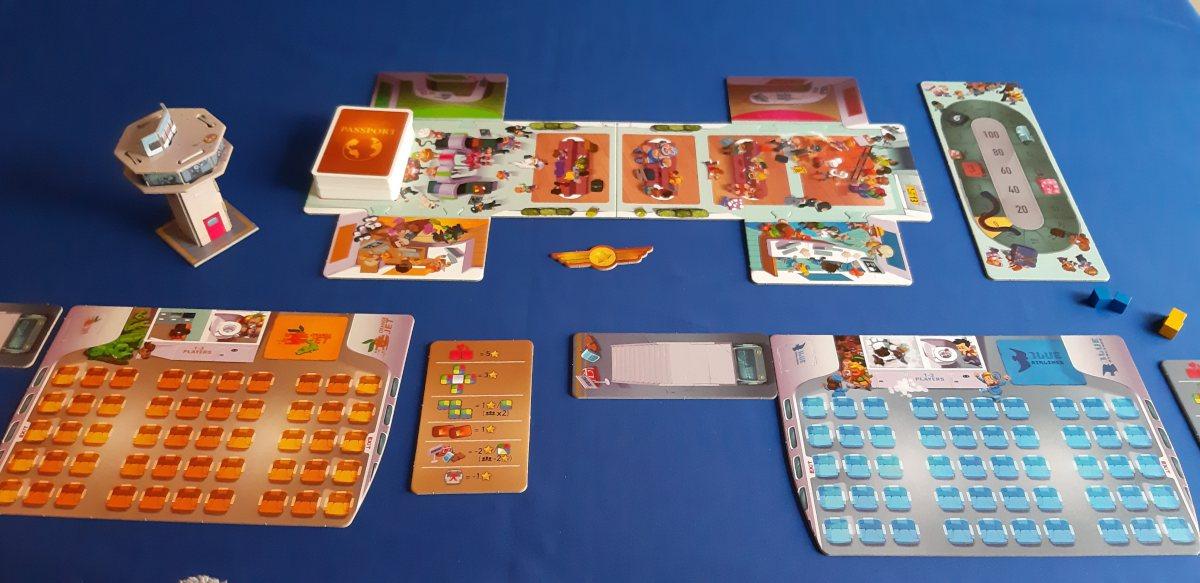 Overbooked juego de mesa