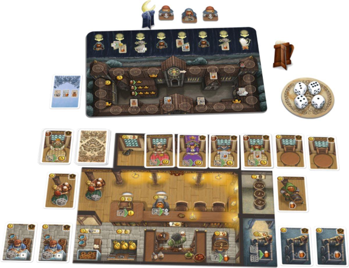 Die Tavernen im Tiefen juego de mesa