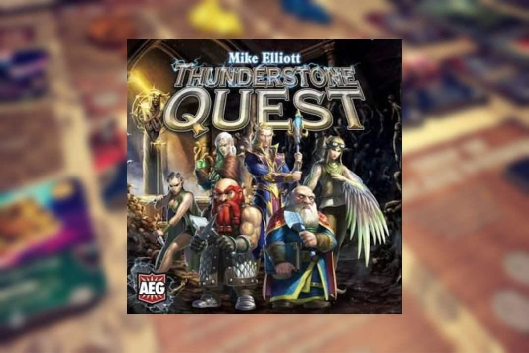 Tunderstone quest juego de mesa