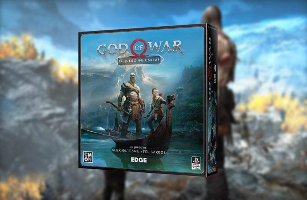 god of war juego de mesa
