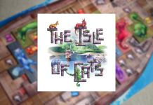 Especial Gen Con 2019: The Isle of Cats