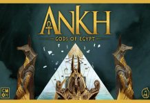 ankh juego de mesa