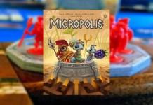 Micropolis juego de mesa