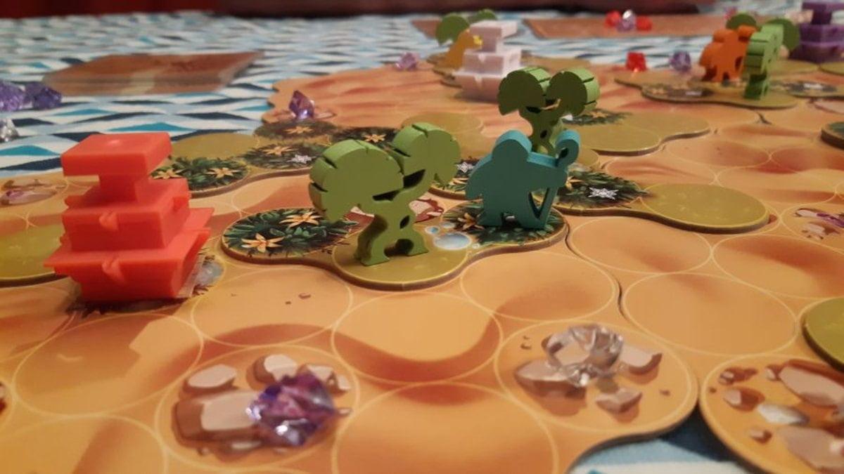 Ishtar juegos de mesa