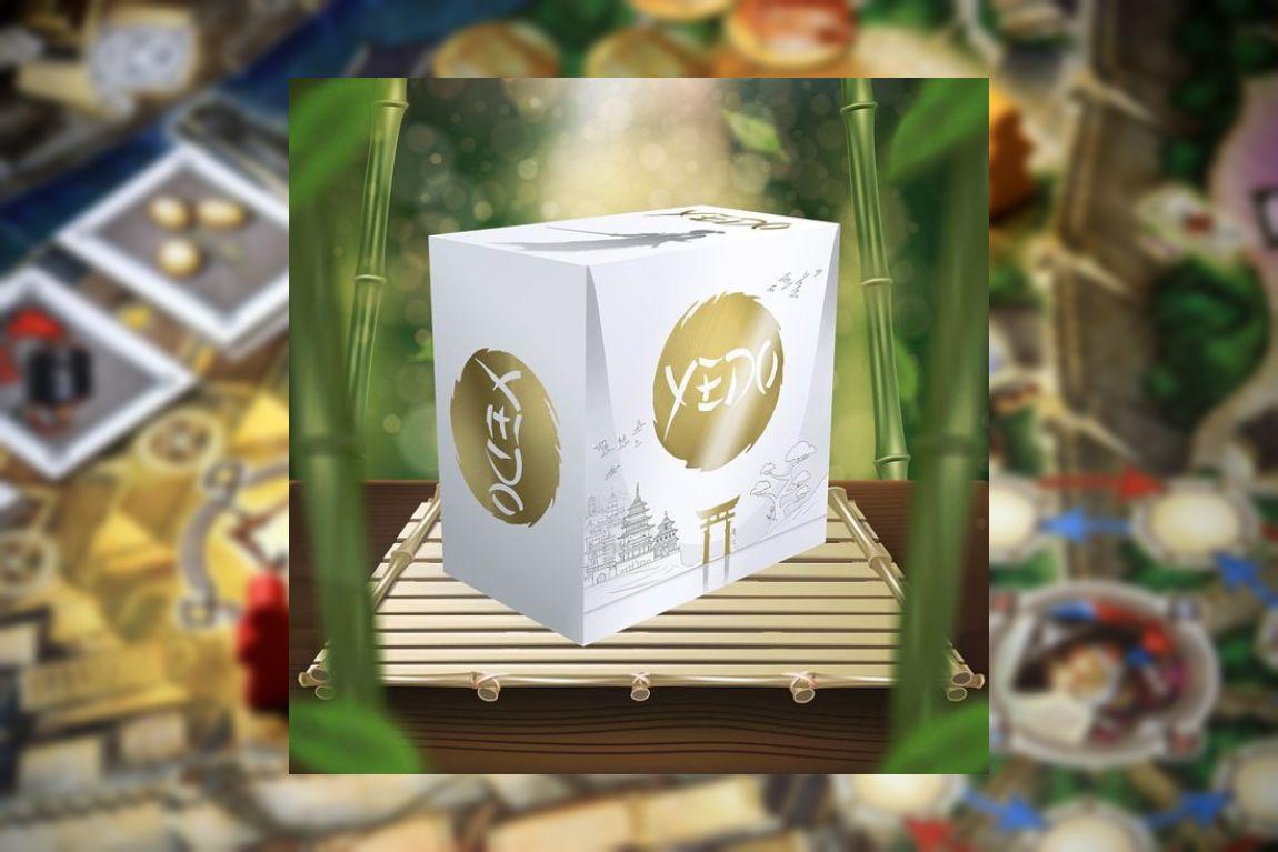 Yedo: Deluxe Master Set juego de mesa
