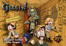 Gizeh! juego de mesa