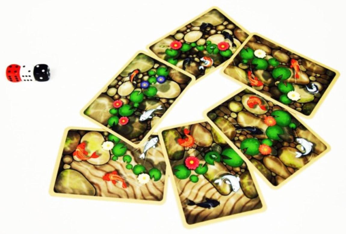 Nishikigoi juego de mesa