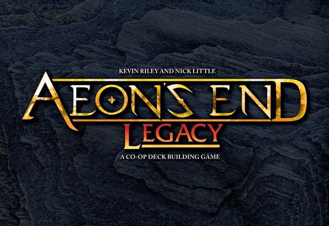 Aeon´s end legacy juego de mesa