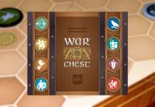 War Chest Juego de mesa