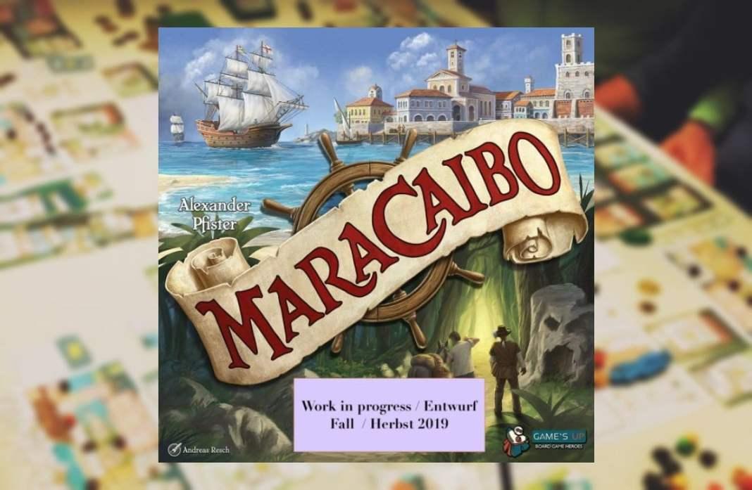 Maracaibo juego de mesa