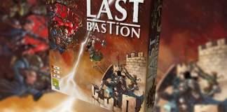 Last Bastion juego de mesa